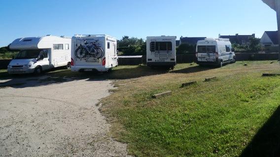 Aire camping-car à Santec (29250) - Photo 2